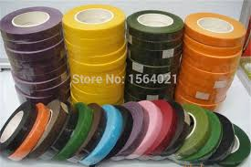 Floral Tape Free Shipping Mix Color Crepe Paper Tapes Floral Tape For French
