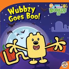 wubbzy goes boo wow wow wubbzy maggie testa 9781416997153