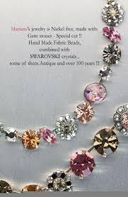 swarovski fashion necklace images Best 25 mariana jewelry ideas marianna jewelry jpg