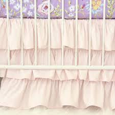Blush Pink Decor by Nursery Beddings Blush Pink Crib Plus Crib Bedding Sets For Girls