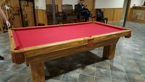 imperial sharpshooter pool table brunswick billiards scottsdale pool table sold used pool tables