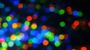 Color Spectrum Hd Background Organic Rainbow Colored Bokeh Nature U0027s Color
