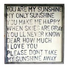 You Are My Sunshine Wall Decor Even Designers Need A Remodel