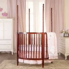 Safety First Heavenly Dreams White Crib Mattress by Dream On Me Sophia Posh Circular Baby Crib