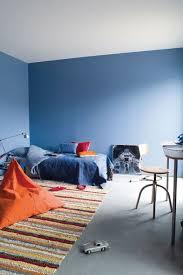 chambre d enfant bleu peinture couleur pour chambre d enfant côté maison
