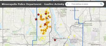 Light Rail Map Minneapolis Shots Fired Maps City Of Minneapolis