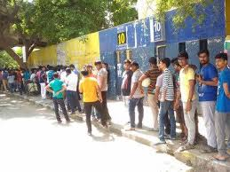 whistle podu army csk fan on ticket sales update