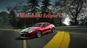 mitsubishi eclipse stance nfs world slammed mitsubishi eclipse gt