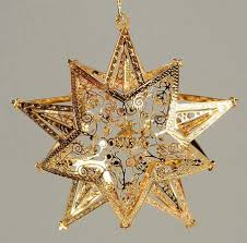 danbury mint annual gold christmas ornaments at replacements ltd