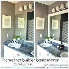 mirror trim for bathroom mirrors decorative trim for bathroom mirrors pleasant bathroom mirror