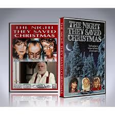the they saved christmas they saved christmas dvd 1984