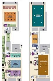 Caesars Palace Floor Plan Venues Caesars Palace Convention Center