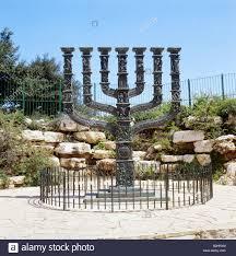jerusalem menorah geography travel israel jerusalem menora sevenarmed