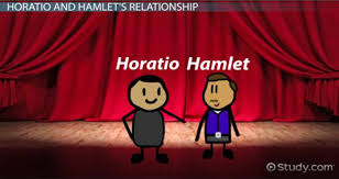 themes for hamlet act 2 shakespeare s horatio character analysis relationship with hamlet