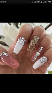 best 25 gem nails ideas on pinterest tiffany nails tiffany