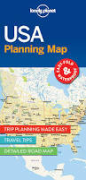 Albuquerque Zip Code Map Lonely Planet Usa Planning Map Travel Guide Lonely Planet