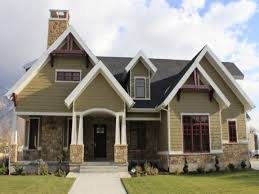 modern craftsman style house contemporary house style design