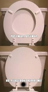 Meme Toilet - angry toilet seat scared toilet seat cover know your meme