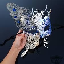 blue masquerade masks masquerade mask butterfly mask masquerade mask