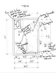 ada home bathroom plans home plan