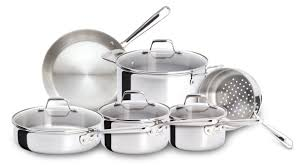 Best Pots And Pans For Glass Cooktop Which Is The Safest Cookware