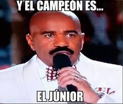 Junior Meme - miss universo 2015 james junior y los memes del error en miss