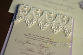 vintage lace wedding invitations vintage lace wedding invitations gourmet invitations