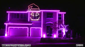 Christmas Lights On House by Christmas Light Show 2011 And I Know It Youtube