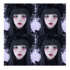 new makeup tutorial gothic doll is out check it out