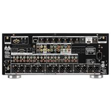 home theater preamp processor marantz av7703 networking av preamp processor audio advisor
