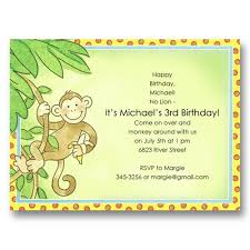 3 year old birthday party invitation wording oxsvitation com