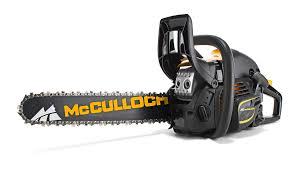mcculloch chainsaws cs 410 elite