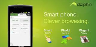 browsers for android mobile dolphin browser v6 0 now available brings new webzine feature