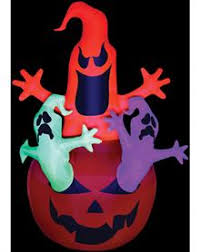 halloween blowups christmas inflatables and holiday blowups
