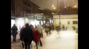 heavy snow in reading berkshire uk