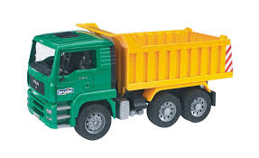 bruder garbage truck toy cars u0026 trucks