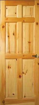 Exterior Pine Doors Custom Interior Wood Doors Cedar Knotty Pine Doors