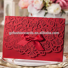 2016 floral laser cut kraft wedding invitations philippines with