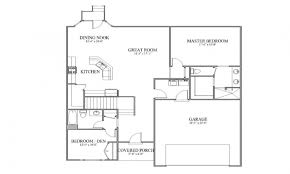 100 house plans with basements open house plan with 3 car