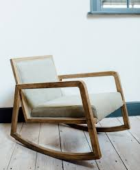 Rocking Lounge Chair Design Ideas Barcelona Rocking Lounge Chair Contemporary Rocking Chairs Modern