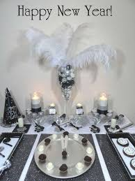 New Years Eve Party Decorations Ideas by 120 Best Black U0026 White New Year U0027s Eve Party Images On Pinterest
