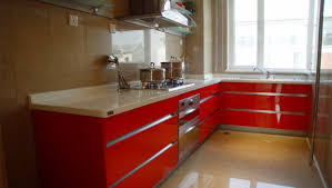 unique placement of cheap high gloss kitchen cabinet doors design