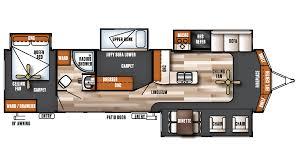 Salem Campers Floor Plans Salem Villa Estate Rv Michigan Salem Villa Estate Dealer Rv Sales
