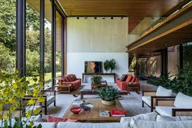 killer modern house in brazil opens right up to the great outdoors