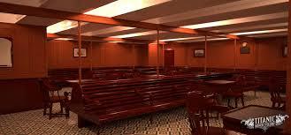 titanic third class dining room modelismo hld com