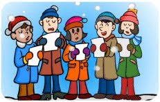 christmas carolers why is christmas caroling a thing of the past signature