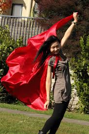 diy red riding hood cape mel in the milkyway