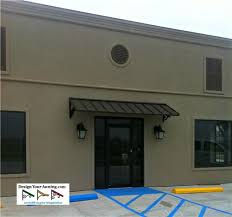 Front Awning Commercial Building Awnings Projects Gallery Of Awnings