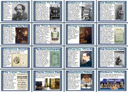 charles dickens biography bullet points literacy resource charles dickens biography printable posters