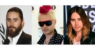 hairstyles through the years see pictures of jared leto over the years popsugar beauty australia